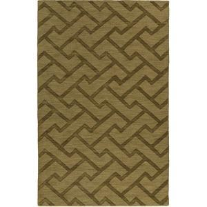 Mystique Path Area Rug - Olive 5' x 8'