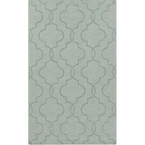 Mystique Patterns Area Rug - Sea Foam 5' x 8'