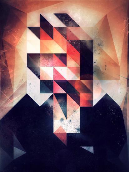 Mystyr Hyyd-Spires-Art Print