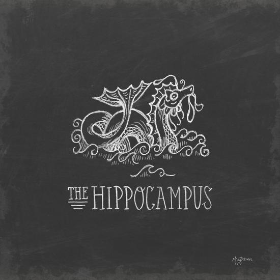 Mythical Map IV-Mary Urban-Art Print
