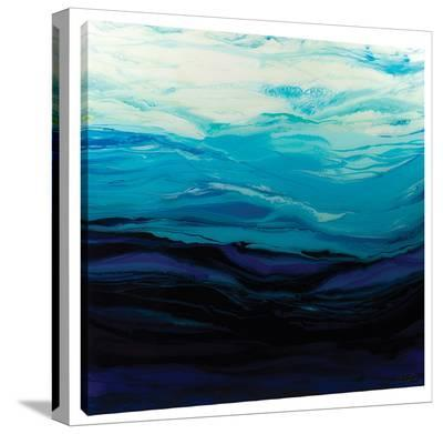 Mythical Sea-Barbara Biolotta-Stretched Canvas Print