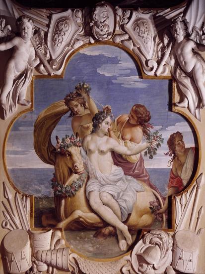 Mythology, 1695-Ferdinando Galli Bibiena-Giclee Print