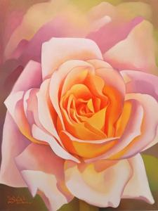 The Rose, 1999 by Myung-Bo Sim