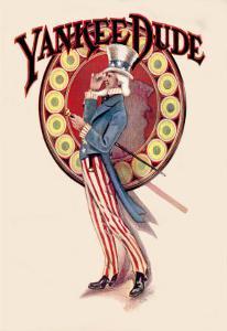 Yankee Dude by N.c. Chilberg