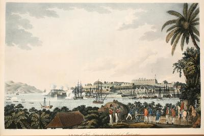 N.E. View of Fort Louis in the Island of Martinique, Illustration from 'An Account of the?-Cooper Willyams-Giclee Print