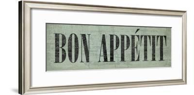 Bon Appetit III
