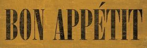 Bon Appétit IV by N. Harbick