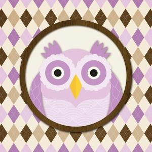 O Is for Owl IV by N. Harbick