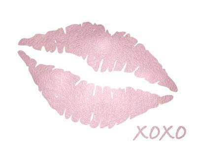 Pink Lips by N. Harbick