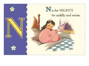 N is for Nighty