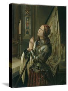 Jeanne d'Arc (Joan of Arc) by N^M^ Dyudin