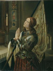 Jeanne d'Arc (Joan of Arc) by N.M. Dyudin