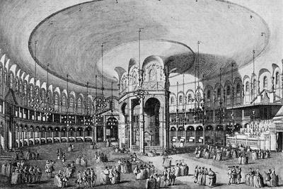 An Inside View of the Rotunda in Ranelagh Gardens, 1899