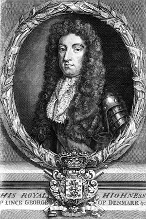 George of Denmark, Prince Consort of Queen Anne of Great Britain