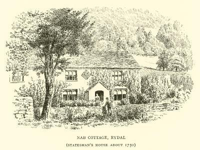 Nab Cottage, Rydal-Alfred Robert Quinton-Giclee Print