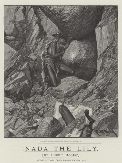 Nada the Lily-Richard Caton Woodville II-Giclee Print