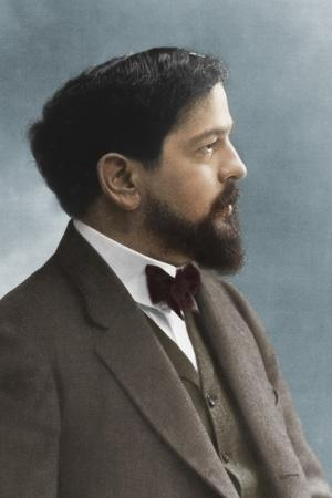 Claude Debussy (1862-1918), French composer