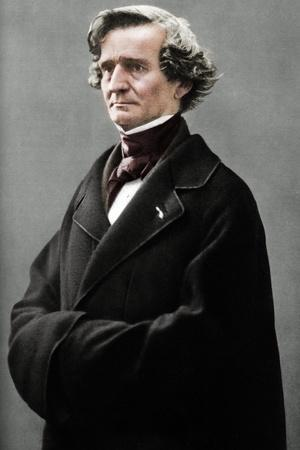 Hector Berlioz (1803-1869), French Romantic composer