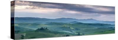 Belvedere at Dawn, Valle De Orcia, Tuscany, Italy