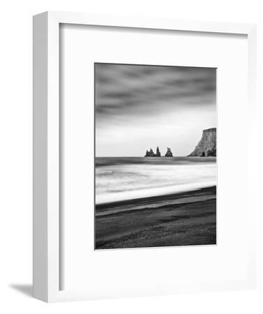 Black Sand Beach at Vik, Iceland