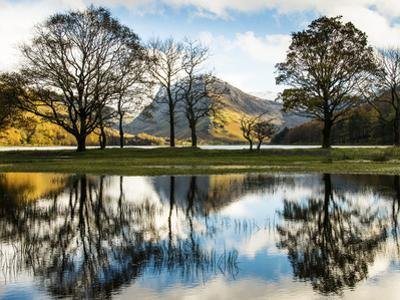 Buttermere Reflections, Cumbria, UK