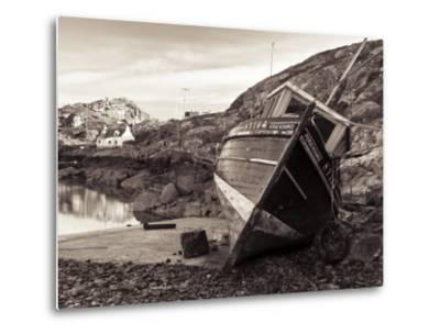 Stockinish Harbour on the Isle of Harris, Hebrides, Scotland, UK