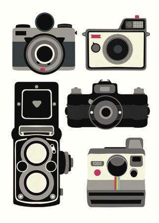 Cameras by Nadia Taylor