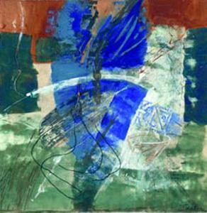 Resurgence de la Couleur, c.2002 by Nadine Fievet