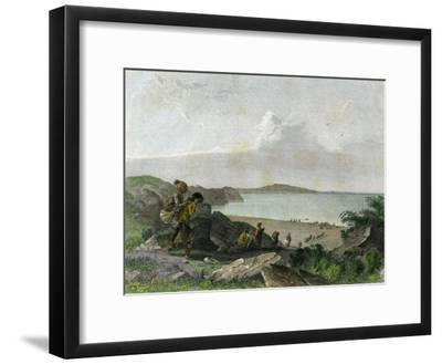 Nadowaoua, 19th Century-R Hinshelwood-Framed Giclee Print