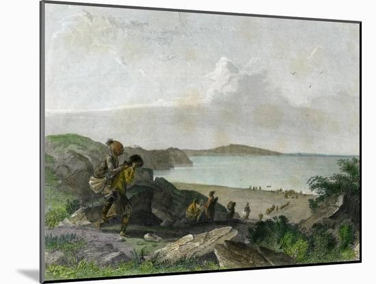 Nadowaoua, 19th Century-R Hinshelwood-Mounted Giclee Print