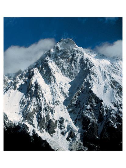 Naga Parbat Himalaya Pakistan--Art Print