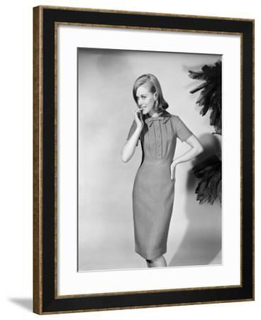 Nail Biting-Chaloner Woods-Framed Photographic Print