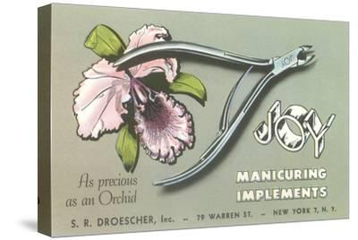 Nail Clippers Advertistement
