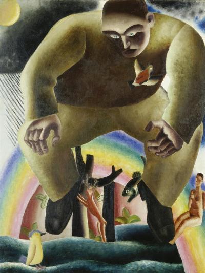 Naissance, 1927-Fritz van den Berghe-Giclee Print