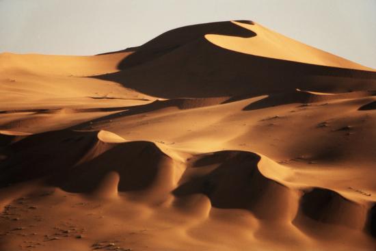 Namibia, Namib Naukluft National Park, World Tallest Desert Dunes-Stuart Westmorland-Photographic Print