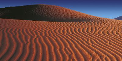 Namibian Dunes-Chris Simpson-Giclee Print