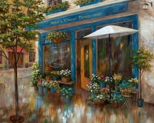 Anna's Corner Flower Shop by Nan