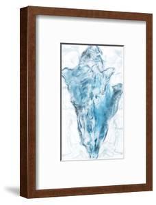 Blue Marble Coast Shell by Nan