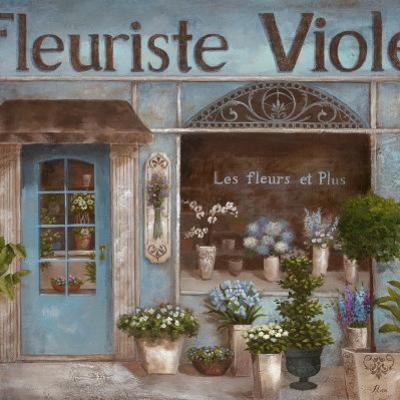 Fleuriste by Nan