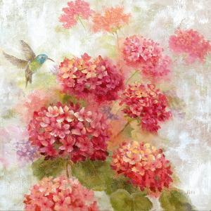 Hummingbird Garden I by Nan