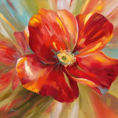 Island Blossom I by Nan