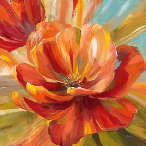 Island Blossom II by Nan