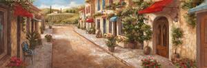 Italian Village II by Nan