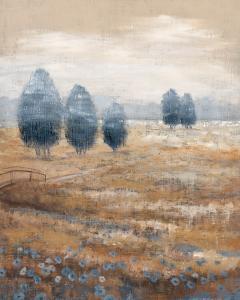 Linen Meadow I by Nan