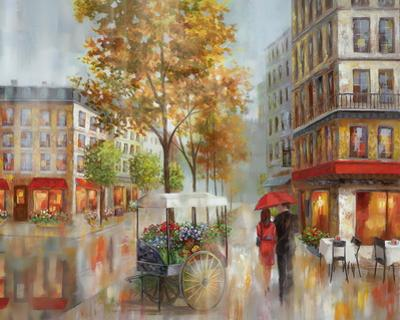 Romantic Promenade I by Nan