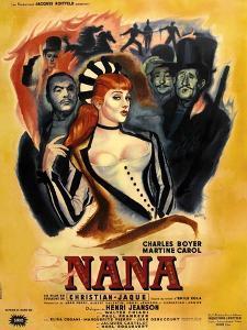 Nana, 1955