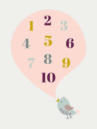 Birdnumbers