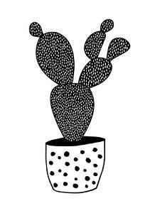 Cactus by Nanamia Design