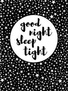 Goodnight by Nanamia Design
