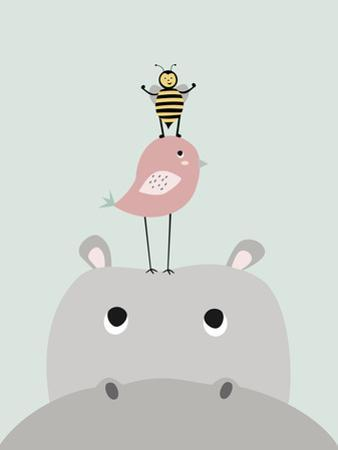Hippo by Nanamia Design